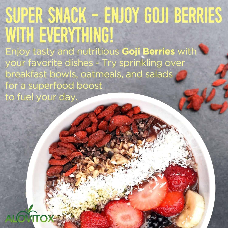 Organic Goji Berries